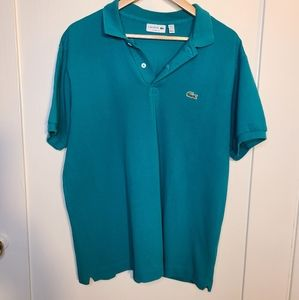Men's Lacoste Classic Fit Polo Shirt Green